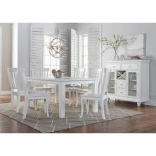 Madaket Rect. Dining Table With 4 Chairs