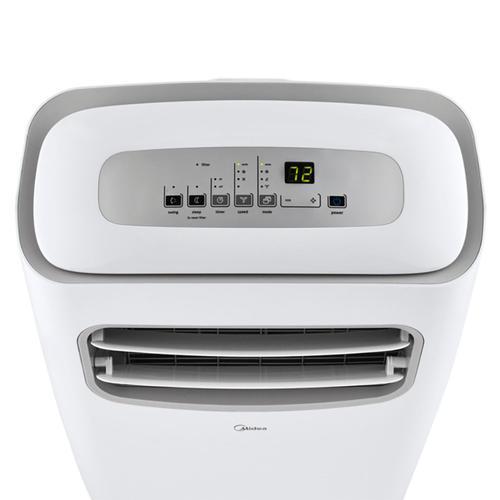 10,000 BTU / 5800 BTU SACC Midea SmartCool Portable Air Conditioner