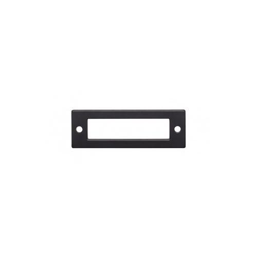 Hollin Backplate 3 Inch - Flat Black