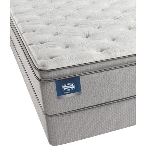 BeautySleep - Erica - Luxury Firm - Pillow Top - Twin XL