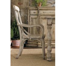 Dining Room Wakefield X Back Arm Chair - 2 per carton/price ea
