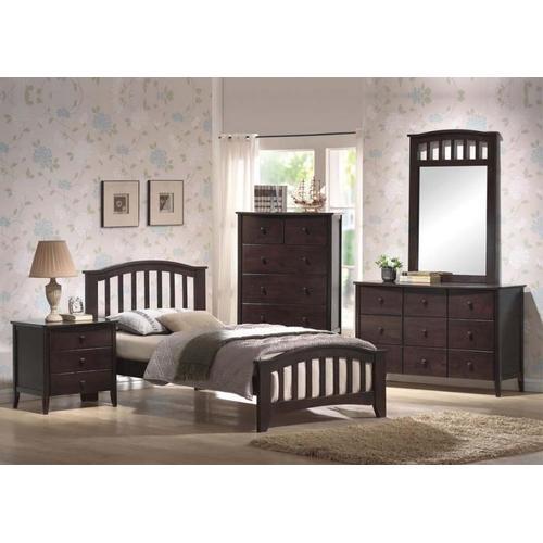 Acme Furniture Inc - Kit - San Marino Full Bed