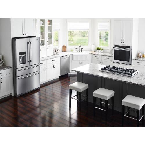 Maytag - 30-Inch Wide Single Wall Oven with True Convection - 5.0 cu. ft.