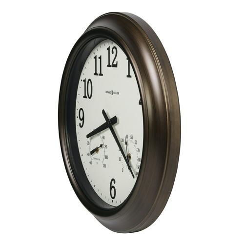 625-675 Bay Shore Outdoor Wall Clock