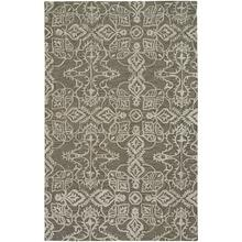 "Clara Truffle - Rectangle - 3'6"" x 5'6"""