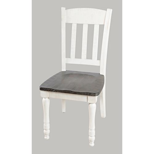 Madison County Slatback Chair (2/ctn)