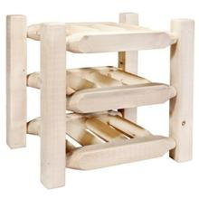 Homestead Collection Countertop Wine Rack