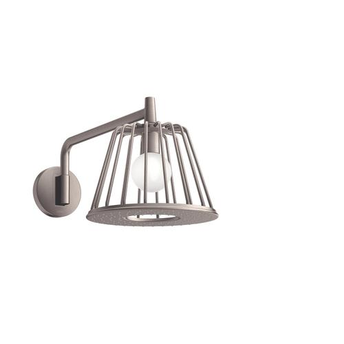 Stainless Steel Optic LampShower 275 1jet with shower arm