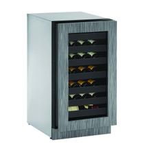 "18"" Wine Refrigerator With Integrated Frame Finish (115 V/60 Hz Volts /60 Hz Hz)"