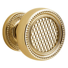 Non-Lacquered Brass K004 Estate Knob