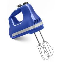 5-Speed Ultra Power Hand Mixer Twilight Blue