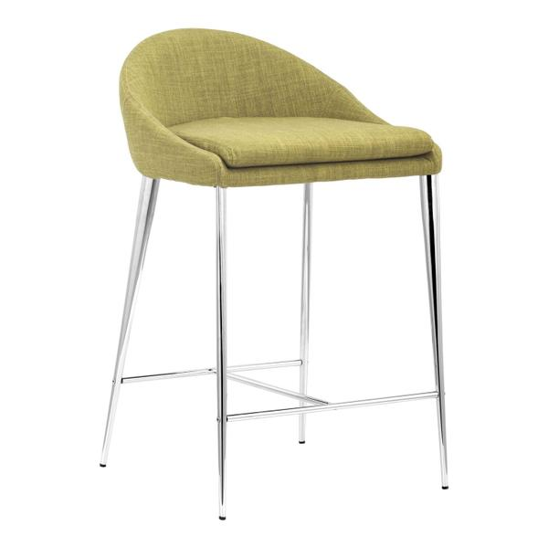 See Details - Reykjavik Counter Chair Pea Green