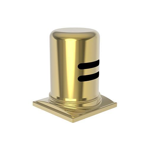 Newport Brass - Polished Gold - PVD Air Gap Kit