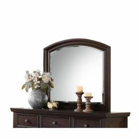 ACME Grayson Mirror - 24614 - Dark Walnut