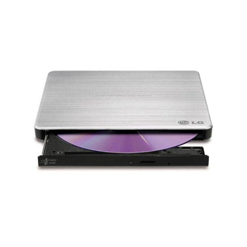 SUPER MULTI PORTABLE 8X DVD REWRITER WITH M-DISC™ SUPPORT