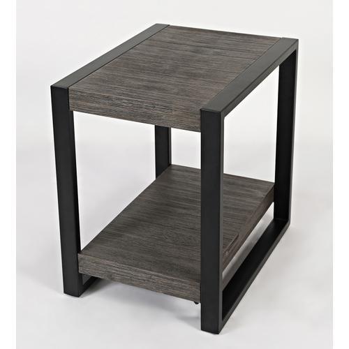 Jofran - Pinnacle Chairside Table