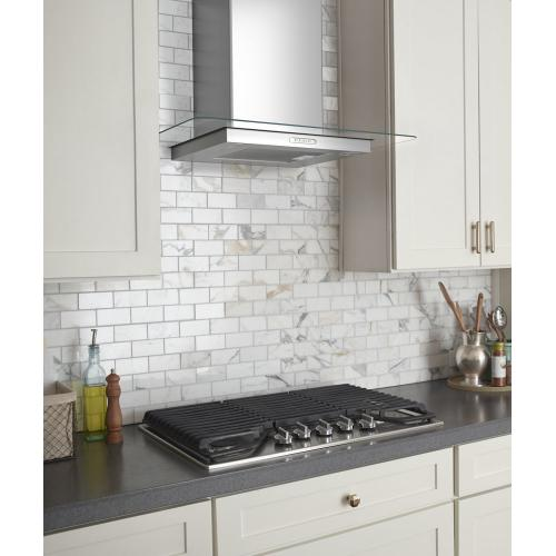 "30"" 400 CFM Range Hood with LED Task Lighting"