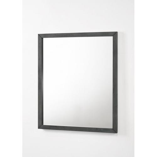 VIG Furniture - Modrest Bryan - Modern Grey Mirror