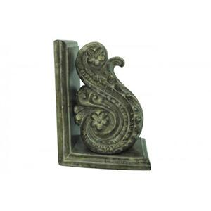 Ornamental Bookends Set