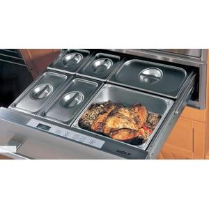 WWDFRONTS WarmingDrawer - Classic Stainless