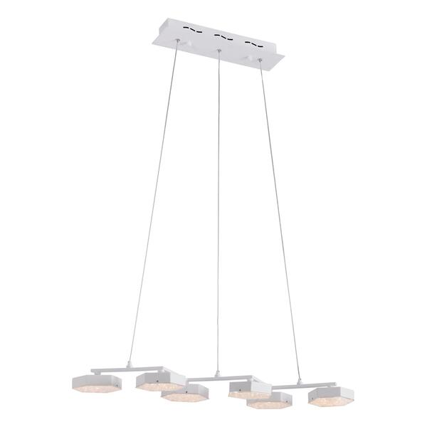 See Details - Dunk Ceiling Lamp White