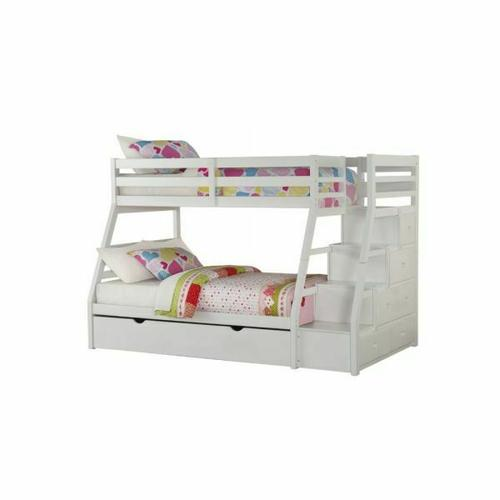 ACME Jason Twin/Full Bunk Bed - 37105 -