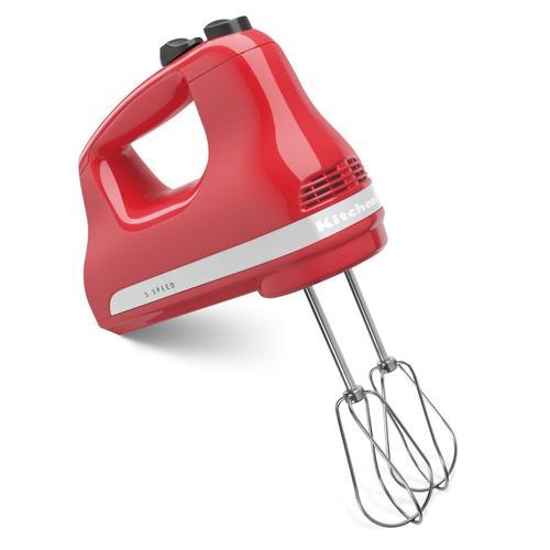 KitchenAid - 5-Speed Ultra Power Hand Mixer Watermelon