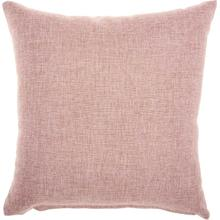 "Life Styles L3141 Lavender 18"" X 18"" Throw Pillow"