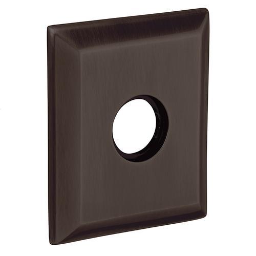 Baldwin - Venetian Bronze R033 Square Rose