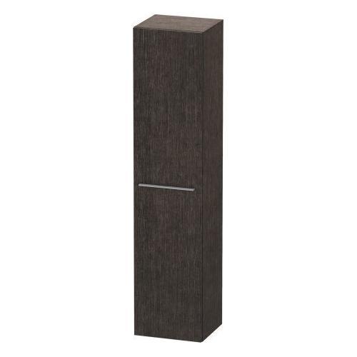 Product Image - Tall Cabinet, Brushed Dark Oak (real Wood Veneer)