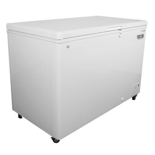 Product Image - Chest Freezer Solid Top Freezer, 14 cu.ft , 1 Basket