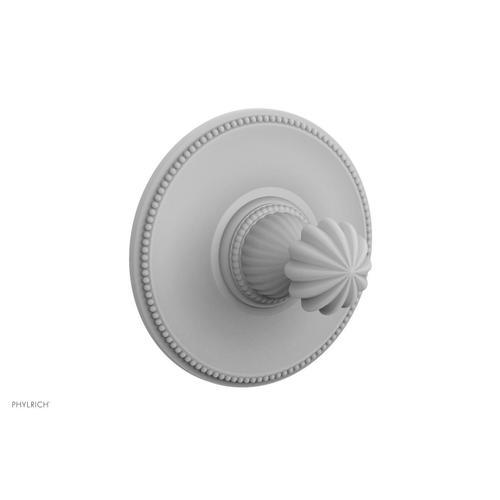 GEORGIAN & BARCELONA Pressure Balance Shower Plate & Handle Trim PB3361TO - Satin White