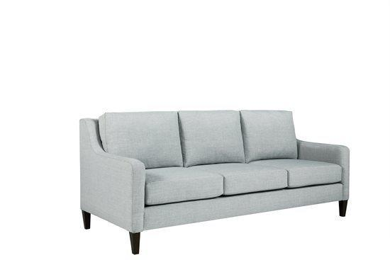 Sofa - Shown in 134-62 Bennett Vapor Finish