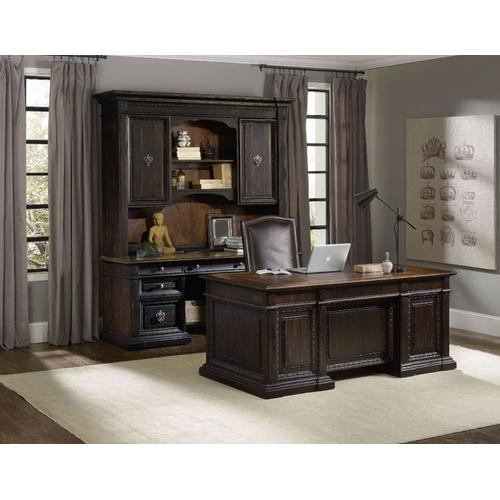 Home Office Treviso Computer Credenza