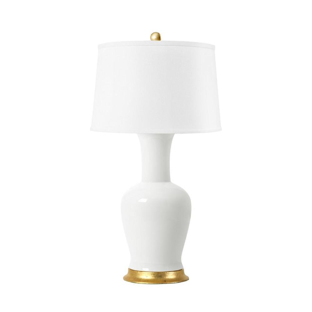 Acacia Lamp, White