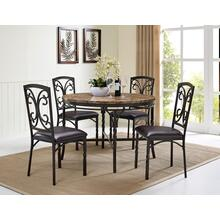 See Details - Tuscan Casual Dining Table