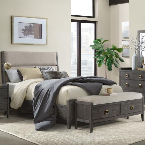 Portia Queen Upholstered Bed
