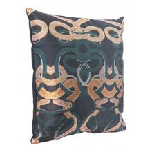 Oriental Pillow Multicolor