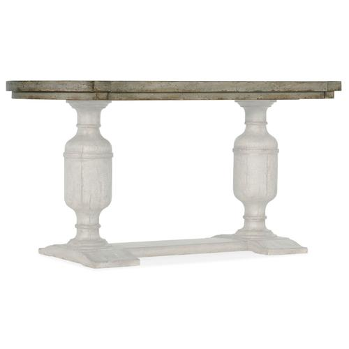 Dining Room Alfresco Ponte 60in Friendship Table w/ 2-12in leaves
