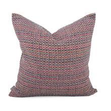 "20"" x 20"" Alton Berry Pillow - Poly Insert"
