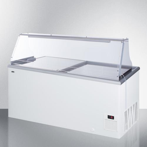 17 CU.FT. Dipping Cabinet