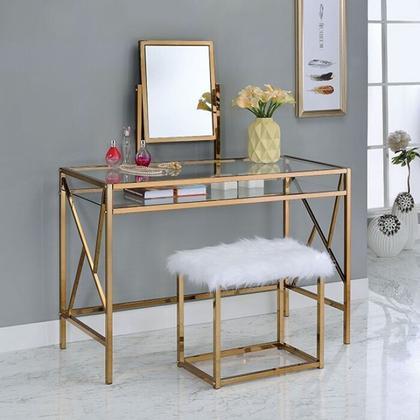 See Details - Lismore Vanity W/ Stool