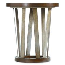 View Product - Lorimer Round End Table