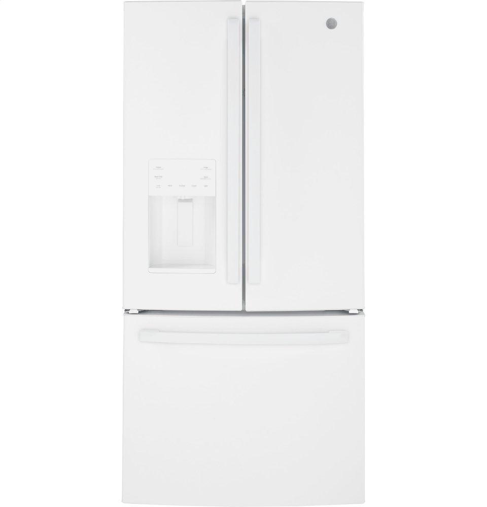 GEEnergy Star® 23.6 Cu. Ft. French-Door Refrigerator