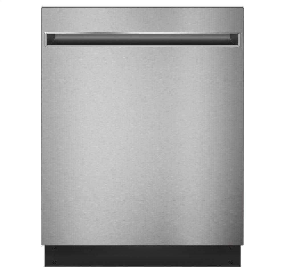 ®ADA Compliant Stainless Steel Interior Dishwasher with Sanitize Cycle