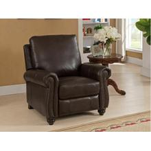 See Details - Push Back Recliner in Raleigh-Brown