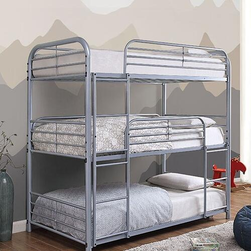 Twin/Twin/Twin Bunk Bed Opal II