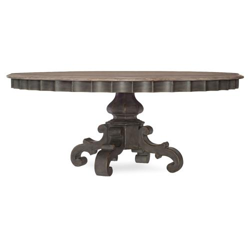 Dining Room Arabella Round Pedestal Dining Table Base