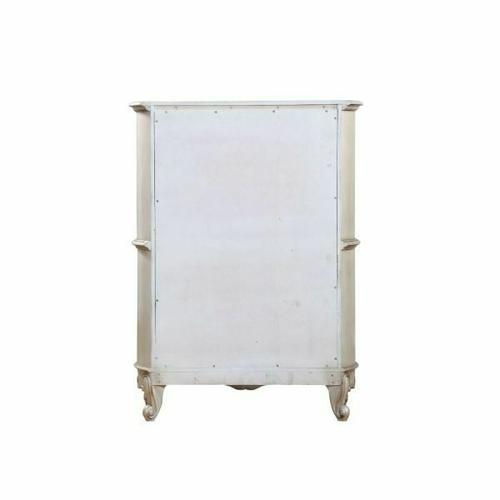 ACME Gorsedd Chest - 27446 - Antique White