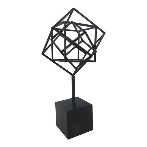Nested Cubes On Stand Small